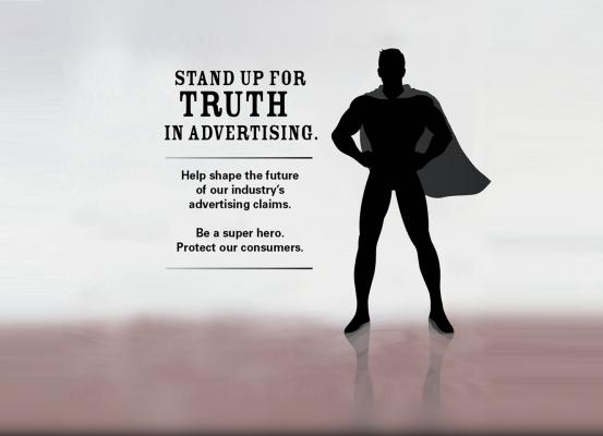Stand Up for Truth in Advertising