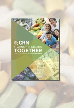 CRN 2017 annual report