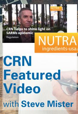 CRN helps to shine light on SARMs epidemic