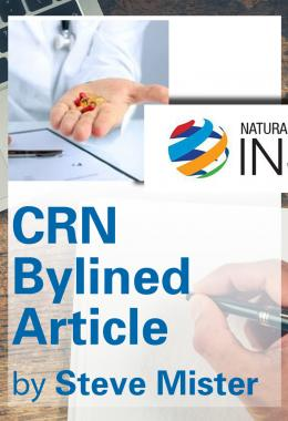 CRN Bylined Article - Steve Mister