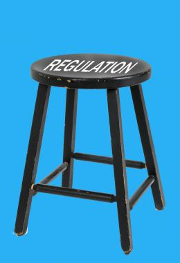 4-legged stool of regulation