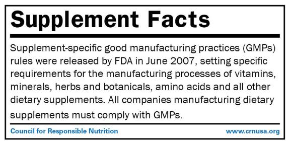 good manufacturing practices guidelines fda